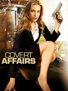 Covert Affairs Series