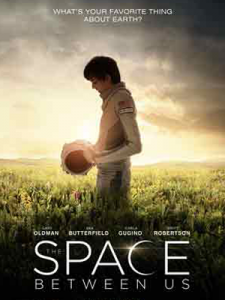 The Space Between Us Movie